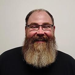 Seth Campbell - AV Technician