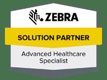 Zebra Solution Partner logo